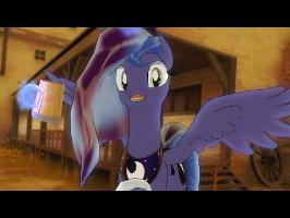 Princess Luna - Cider Commerical