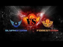 SlyphStorm vs Forest Rain: Duelling DAWs