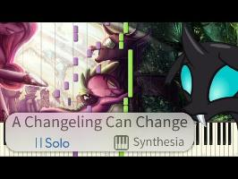 A Changeling Can Change - My Little Pony