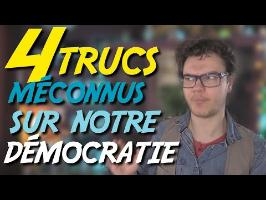 CHRIS : 4 Trucs Méconnus Sur Notre Démocratie