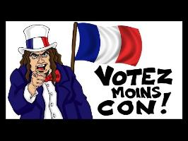 Votez moins con - Caljbeut