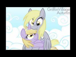 Griffin Village - Autumn (Derpy Hooves)