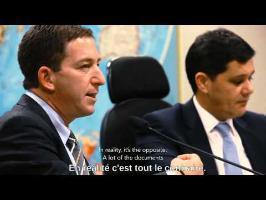 Parallèle Citizenfour et projet de loi Renseignement