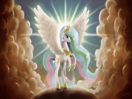 THE PRINCESSES of EQUESTRIA: Top 11 Celestia Songs