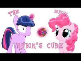 [MMDxMLP] The Magic Rubik's Cube