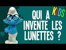 Qui a inventé les lunettes - Question Histoire Kids #12