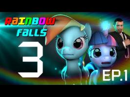 RAINBOW FALLS 3 - Episode 1 - Rob. The Backstabber