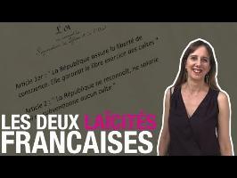 Les deux laïcités françaises