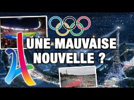 JO À PARIS : BONNE ou MAUVAISE nouvelle ?- Paris 2024