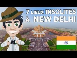 7 lieux insolites à New Delhi - Inde