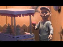CGI Animated Shorts HD: Bord de Mer - by Lucas Navarro