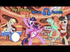 The L Train & Arturo Fonseca - The Library Jam