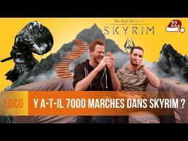 LQCG - 7000 marches pour aller au Mont Hrothgar ?