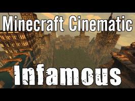 Minecraft Cinematic - Infamous [New Heaven]
