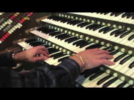 Star Wars Symphonic Suite--Jelani Eddington at the Sanfilippo Wurlitzer