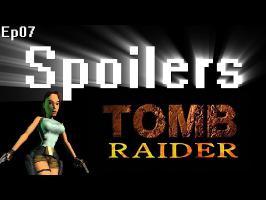 Spoilers - Tomb Raider