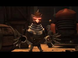 CGI 3D Animated Short HD: Robocoq - by ESMI