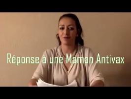 Réponse à une maman Antivax - Tronche de Fake #2