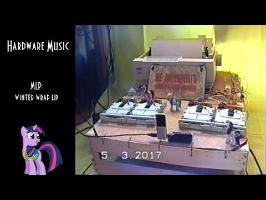 MLP: Winter Wrap Up - on Dot Matrix Printer and Floppy drives