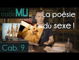 CAMU #9 - La poésie du sexe !