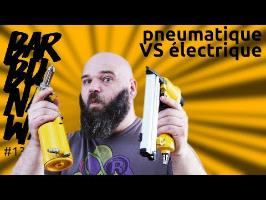 Pneumatique VS Electrique - barbuNawak