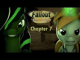 Fallout Equestria : Littlepip Vs Her First Alicorn (SFM Animation)