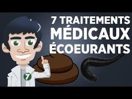 7 traitements médicaux écoeurants