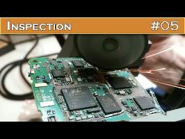 INSPECTION 05 : Triple inspection VTech / Blackberry / Ematronic