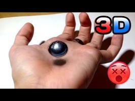 6 illusions d'optique étonnantes sur la main ! (En dessin)