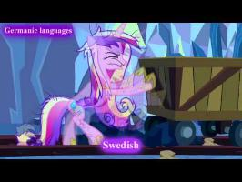 MLP FiM - This Day Aria - Multi Language - Part 1