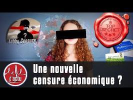 LE POUVOIR DE CENSURE DES MULTINATIONALES
