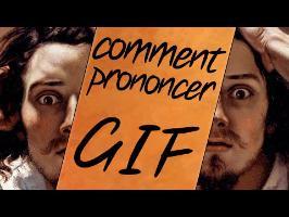 Comment prononce-t-on GIF? JIF ou GUIF?
