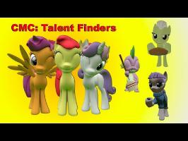Cutie Mark Crusaders Talent Finders | #4