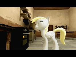 Derpy Hooves Muffin Problem