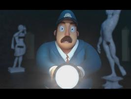 CGI 3D Animated Short HD: None of That - by Group Suspific