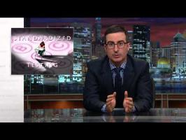 Last Week Tonight with John Oliver: Standardized Testing (HBO)