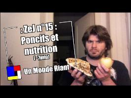 Zététique et Journalisme - 15 - Poncifs et nutrition