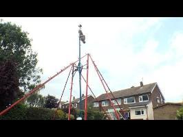 HUGE Homemade 360 Swing