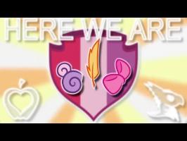 HERE WE ARE - Michelle Creber & Black Gryph0n Vostfr