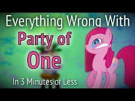 Everything Wrong With Party of One In 3 Minutes or Less