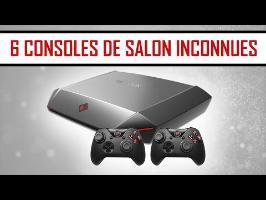 6 CONSOLES DE SALON INCONNUES ET RÉVOLUTIONNAIRES