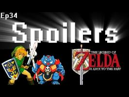 Spoilers - Zelda : A Link To The past