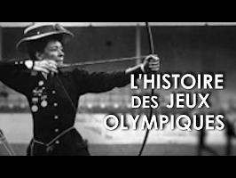 L'Histoire des JEUX-OLYMPIQUES (Antiquité - 1936)