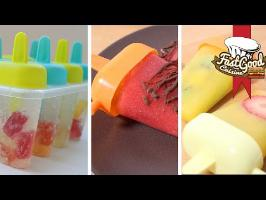 Compilation de Glaces version Popsicle