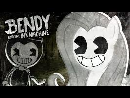 Fluttershy plays Bendy and the Ink Machine ???? | :)
