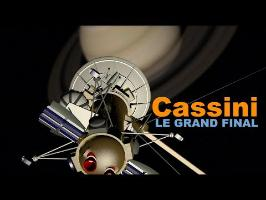 L'Univers Express #8 - [Cassini, le grand final]