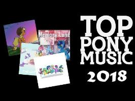 The Top Pony Songs of May 2018 - Community Voted