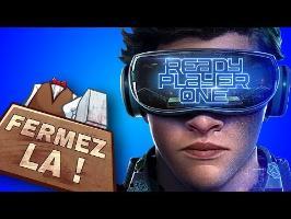 Ready Player One n'est PAS du FAN SERVICE - FERMEZ LA