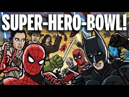 ULTIMATE SUPERHERO BATTLE !!!