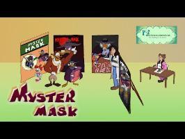 #65 - Myster Mask - Ces dessins animés-là qui méritent qu'on s'en souvienne